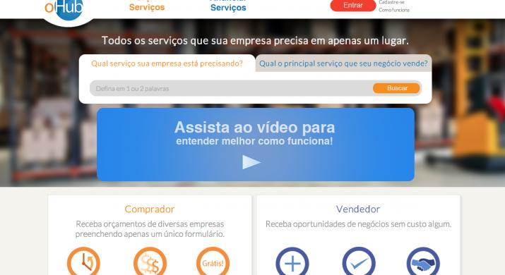 Lançado site que permite buscar mais de 500 tipos de serviços para empresas