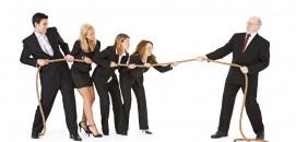 Management-conflict