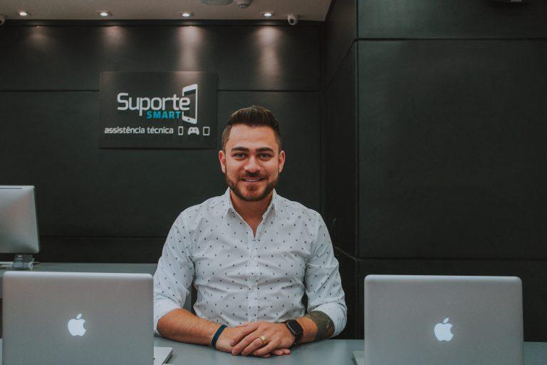 Guylherme Ribeiro, CEO da Suporte Smart