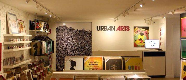 Urban Arts, rede de galerias de arte