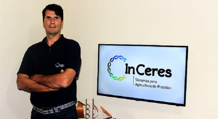 CEO da InCeres, Leonardo Menegatti