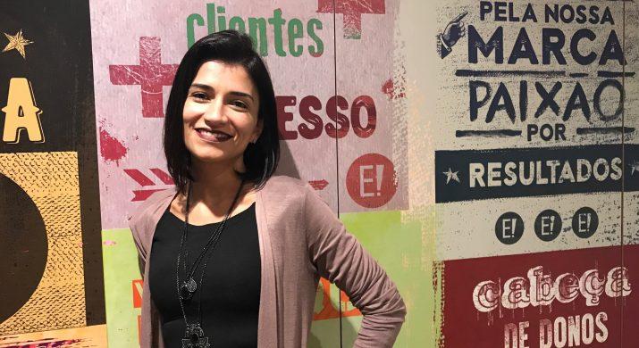 Juliana Escandura, diretora-executiva e sócia da Elu! Live Marketing