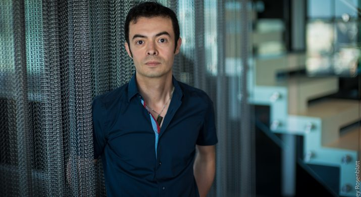 Orkut Buyukkokten, fundador do orkut.com e da rede social hello