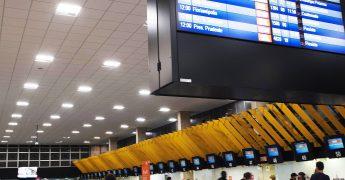franquias em aeroportos