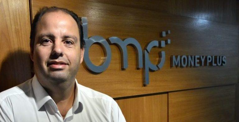 Carlos Benitez, CEO da financeira BMP Money Plus