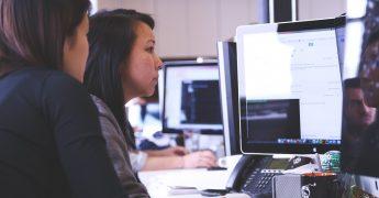 Mulheres à frente de startups