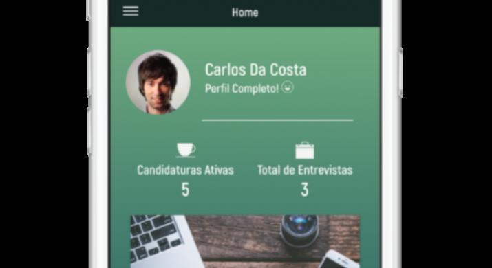 Aplicativo para recrutar candidatos da empresa Apponte