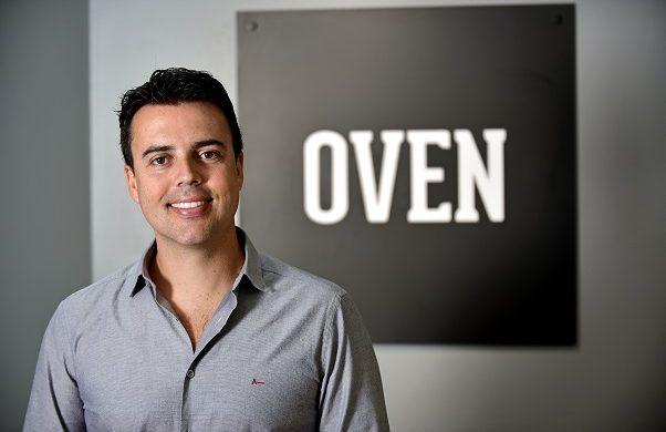 Rafael Soares, idealizador da Oven Pizza