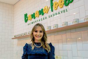 empreendedora mulher alimentação saudável