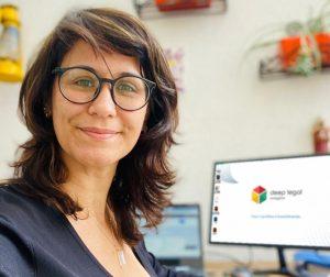 Deep Legal empreendedora Vanessa Louzada