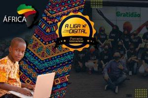 """""""A Liga Digital"""" Marketing Digital, E-commerce Programação"""