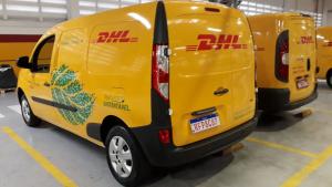 GoGreen Car e-commerce DHL