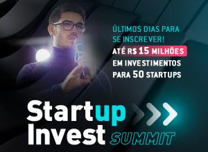 Sebrae Startup Invest Summit