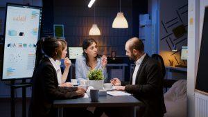 mulheres empreendedoras cargos de liderança