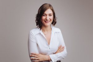 Cristina Moldovan Sales and Business Development Manager do Endpoint Protector by CoSoSys